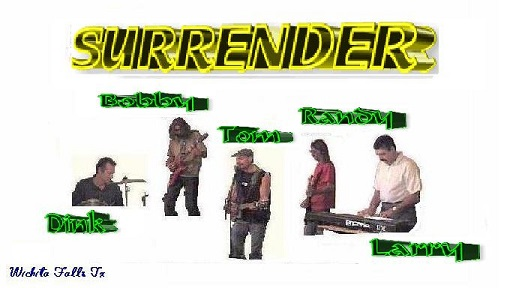 Check out this site Surrender has some live videos from their practice sessions.